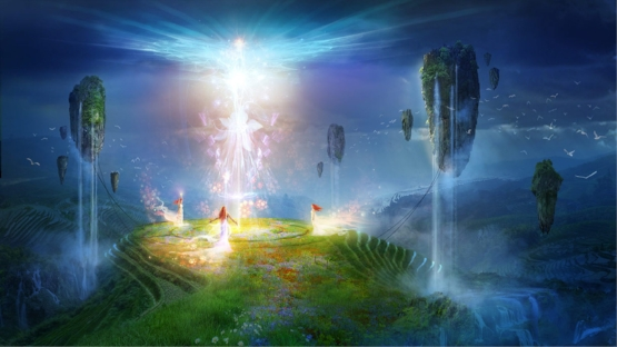 Ascension into The Higher Spheres