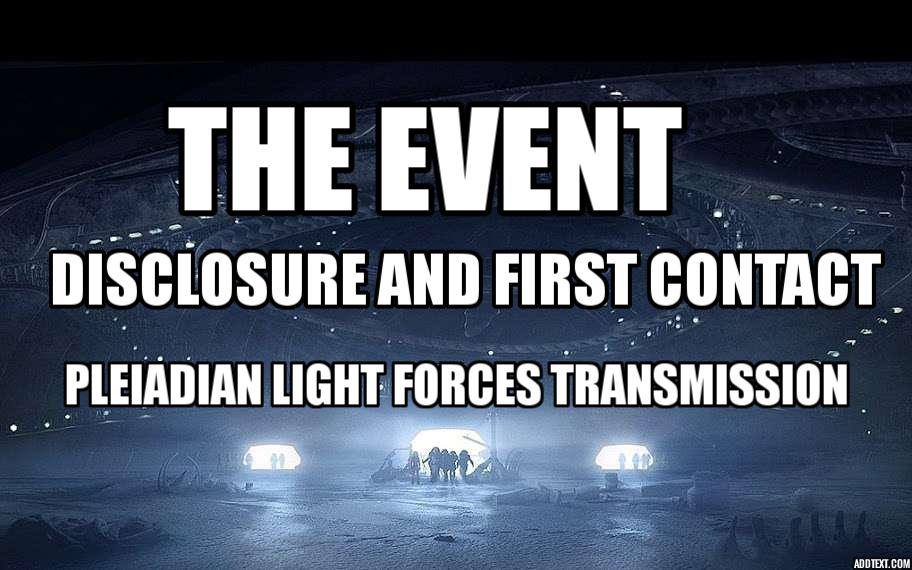 DISCLOSURE AND FIRST CONTACT