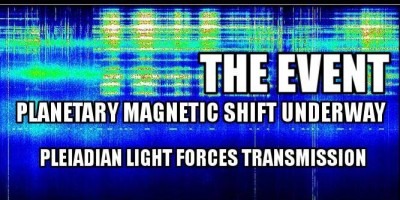 PLANETARY MAGNETIC SHIFT