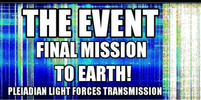 The Event Final Mission to Earth