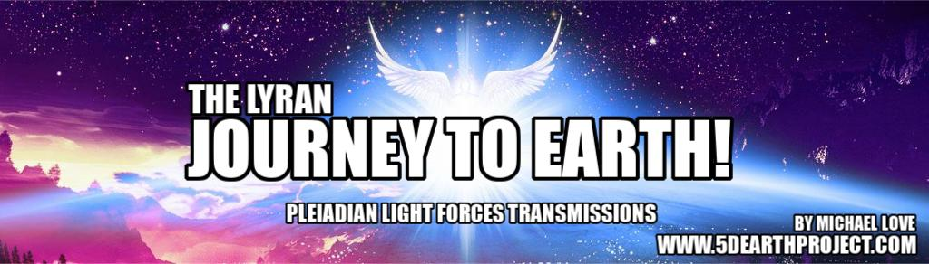 THE EVENT - THE LYRAN JOURNEY TO EARTH! * )( - Prime Disclosure